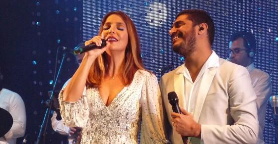 Assista na íntegra o show de Criolo e Ivete Sangalo em São Paulo transmitido pela Multishow