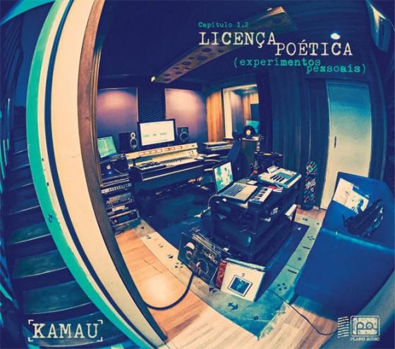 """Kamau lança EP """"Licença Poética (experimentos pessoais)"""". Baixe aqui!"""