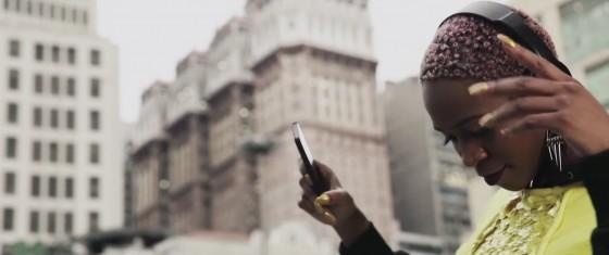 """São Paulo inspirou Karol Conka a compor """"Minha Lei"""". A nova música foi feita com exclusividade para o app Soundspot"""