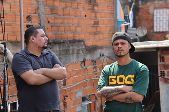 Lindomar 3L grava street vídeo com Dj Naldo na favela do Jardim Colombo, em São Paulo