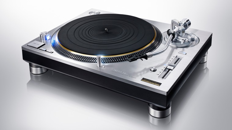 Panasonic relança toca-discos Technics