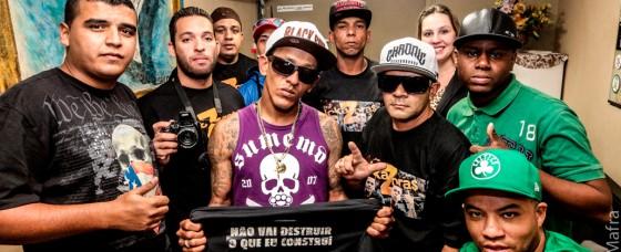 Festa do LokaZoras reuniu monstros do RAP no Carioca Club