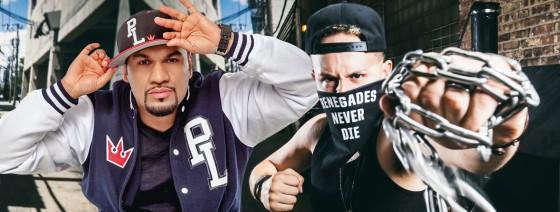Pregador Luo grava com rapper Skrip, de Porto Rico