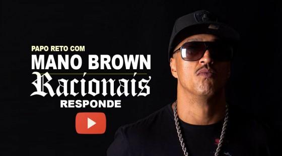Mano Brown responde perguntas de fans em entrevista online