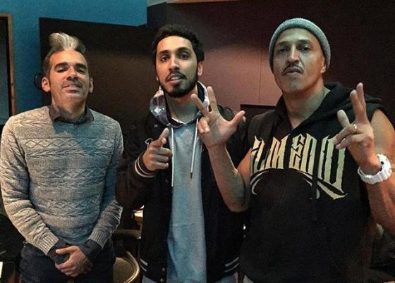 Mano Brown participa de música do Rashid, com direito a dueto no refrão com Max de Castro