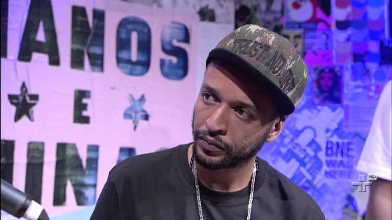 Max B.O. não faz mais parte do programa Manos e Minas
