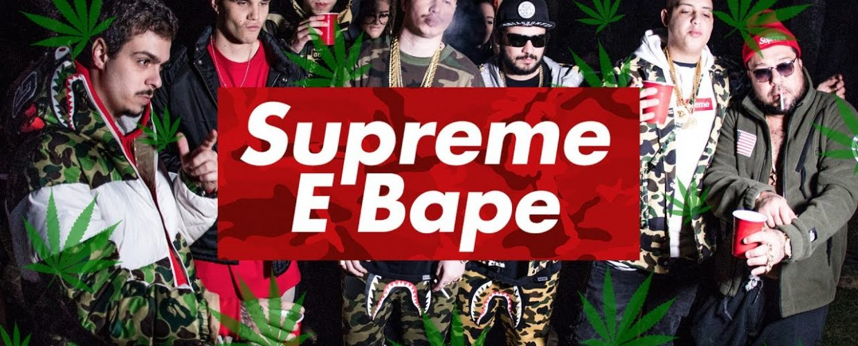 "Cacife Gold lança videoclipe ""Supreme e Bape"""