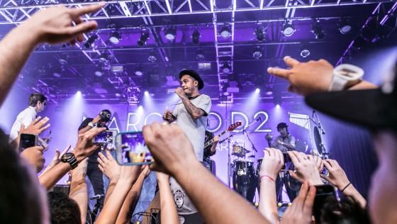 """Marcelo D2 celebra seus 20 anos de carreira com o DVD """"Nada Pode Me Parar – Ao vivo"""""""