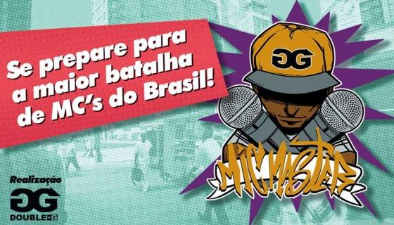 Double G apresenta: Mic Master Brasil – Etapa São Paulo