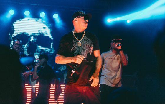 MCD encerra último dia da Tattoo Week com show do Racionais MC's