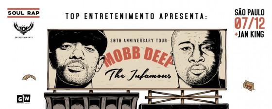 É HOJE: Mobb Deep faz show pela primeira vez no Brasil