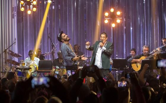 Marcelo D2, Zeca Pagodinho e Dudu Nobre recriam clássicos do samba e homenageiam música brasileira