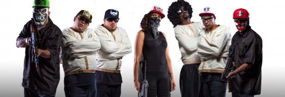 Oito consagrados grupos de RAP pesado unem-se para gravar um disco. Ouça o primeiro single!
