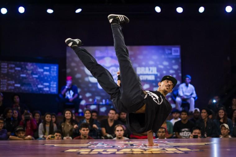 Final da maior batalha de breakdance do mundo chega à Paris