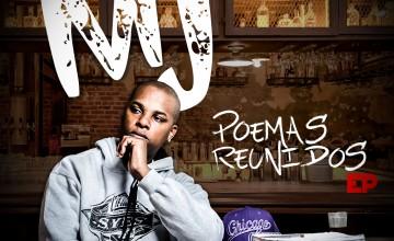 """Baixe aqui o EP """"Poemas Reunidos"""", do rapper MJ"""