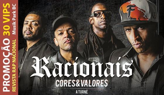 Revista RAP NACIONAL leva 30 VIPs para show do Racionais Mc's no Music Park Balneário Camboriú