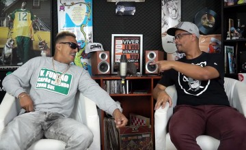 Programa Freestyle entrevista Mano Brown. Assista!