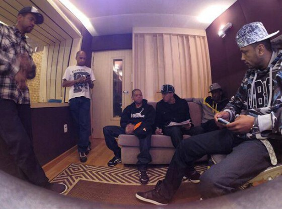 Racionais MC's prestes a finalizar o álbum mais esperado da década