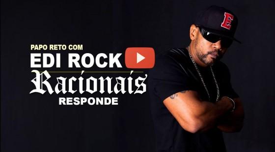 #RacionaisResponde: Edi Rock responde dezenas de perguntas e mata curiosidade dos fans