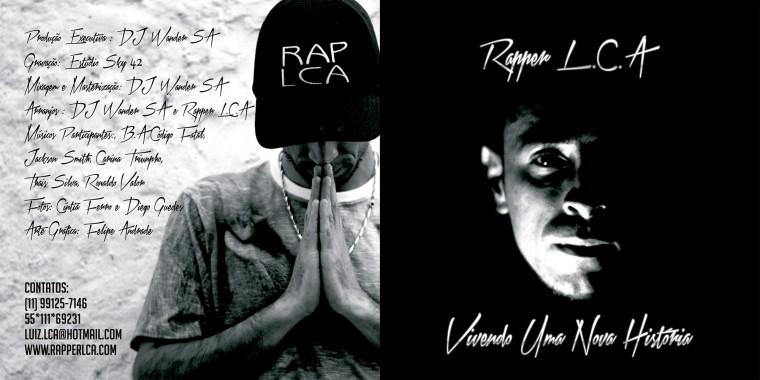 """Conheça o trabalho do rapper LCA e escute o single """"Meu Salvador"""""""