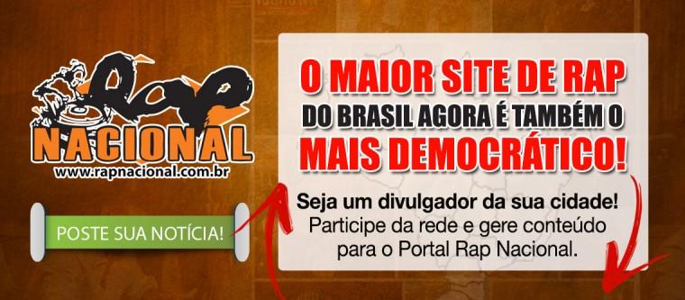 O maior site de RAP do Brasil agora é também o mais democrático