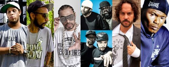"""No segundo episódio da série """"Histórias do RAP NACIONAL"""", Ronald Rios entrevista rappers """"das antigas"""""""