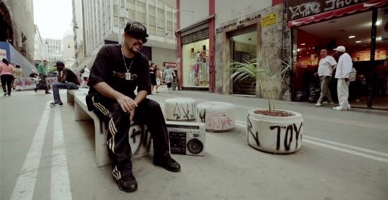 """Pedro Gomes lança documentário """"Marco Zero do Hip Hop"""""""