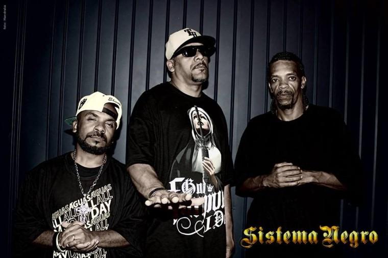 """Assista """"Sou Gangsta"""" ao vivo do Sistema Negro"""