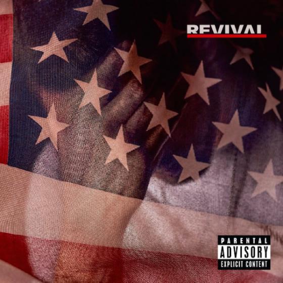Revival: Novo álbum de Eminem chega às lojas nacionais