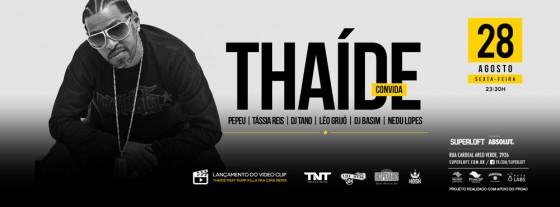 Thaíde é atração da sexta edição da Jambox Music Experience
