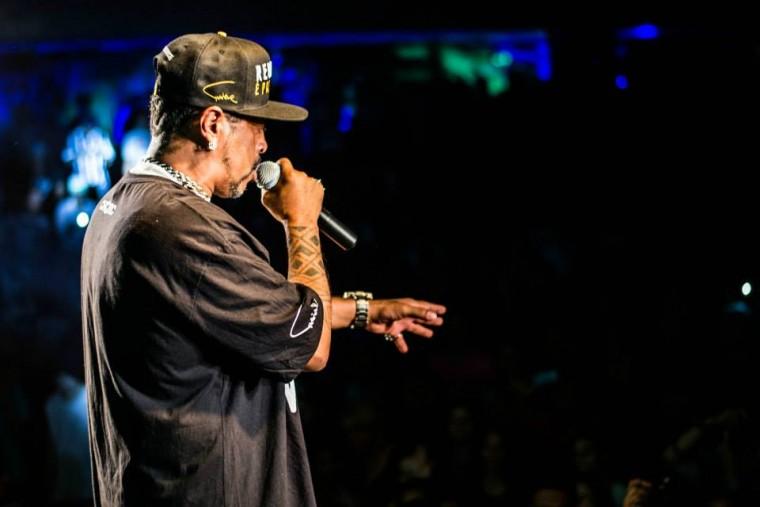 Sesc Belenzinho recebe rapper Thaíde para lançamento do seu novo EP