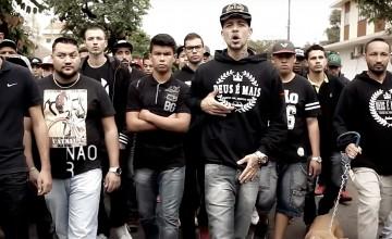 """Thiagão lança videoclipe """"Deus é Por Nós"""" com participação de Marrom"""