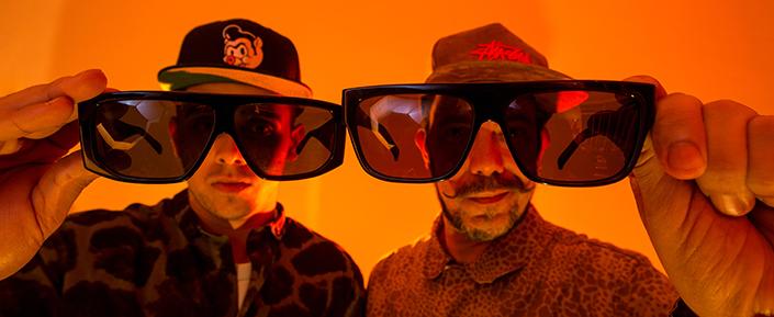 Duo Tropkillaz se apresenta em São Paulo dia 31