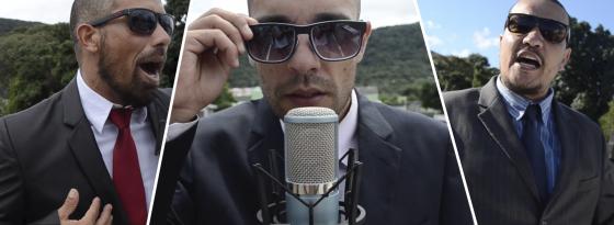Com participação de VZ A Banca,Virin'Zóio Productions lança o Cypher Virin'Zóio #1.