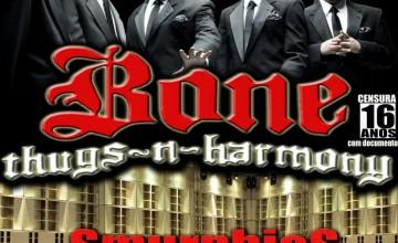 Smurphies Club apresenta: Bone Thugs-n-Harmony em Brasília – DF