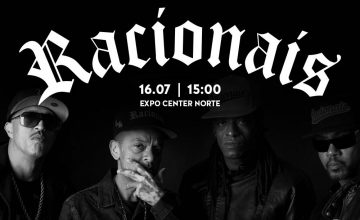 MCD e Racionais MC's lançam collab na Tattoo Week