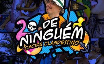 Cacife Clandestino assina contrato com a Deck e lança novo single
