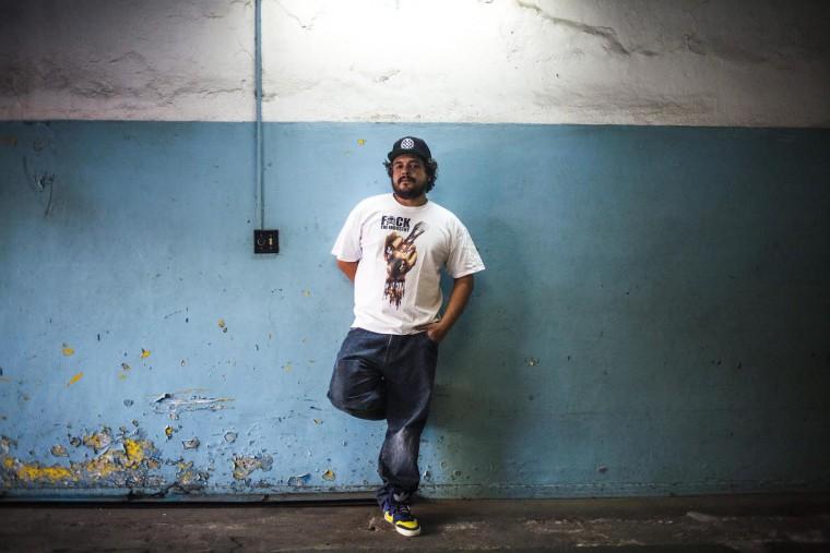 Rapper Rodrigo Ogi se apresenta pela primeira vez no ES na festa de 8 anos da Mutantes Crew