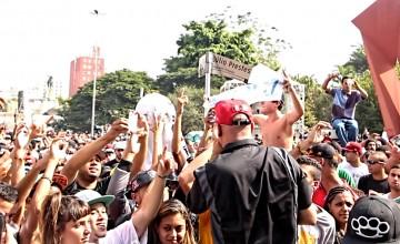 Confira a cobertura com fotos e vídeos da 10ª edição da Virada Cultural, em São Paulo